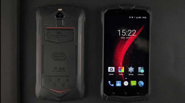 BLUBOO R1 REVIEW
