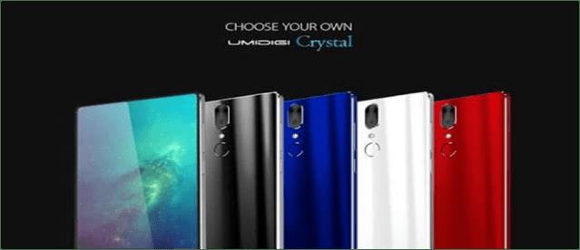 UMIdigi Crystal Review