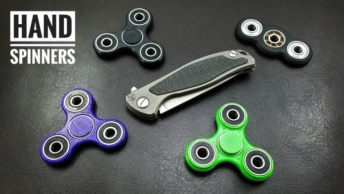 Besy Spinner Fidget Toy