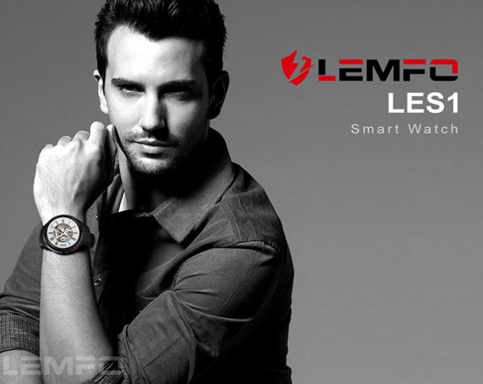 LEMFO LES 1 3G Smartwatch Phone