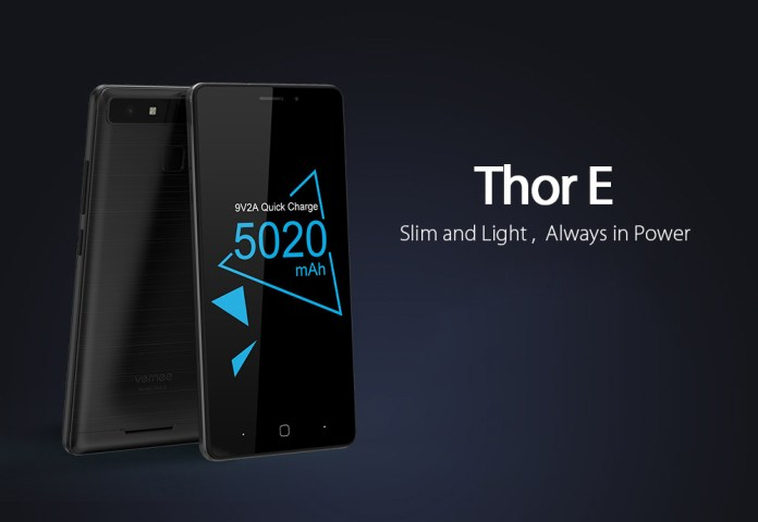 Vernee Thor E 4G