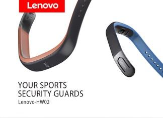 Lenovo HW02 Heart Rate Smartband