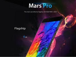 Vernee Mars Pro 4G Phablet