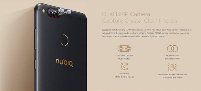 Nubia Z17 MINI Review