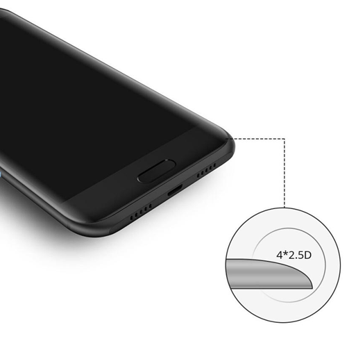 Curved glass in BL5000