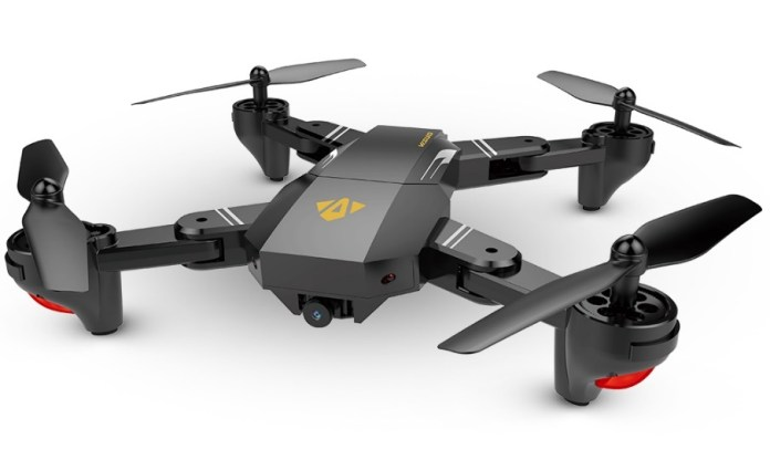 VISUO (XS809HW) Foldable Drone
