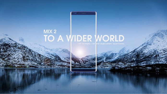 Doogee Mix 2 Smartphone Review