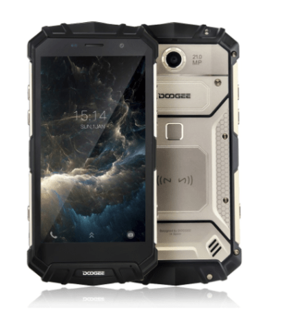 Doogee S60 Rugged Smartphone Review