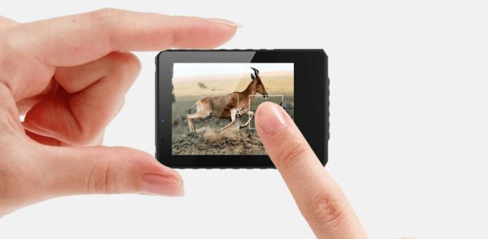 MGCOOL Explorer 2C Action Camera 4K