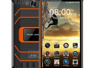 Phonemax Rocky 2 4G Smartphone