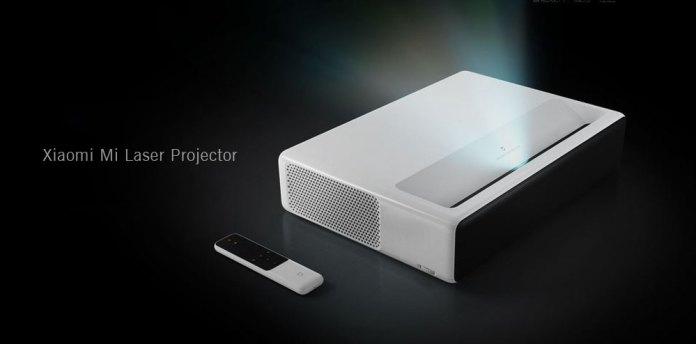 Xiaomi Mi Ultra Short 5000 ANSI Lumens Laser Projector