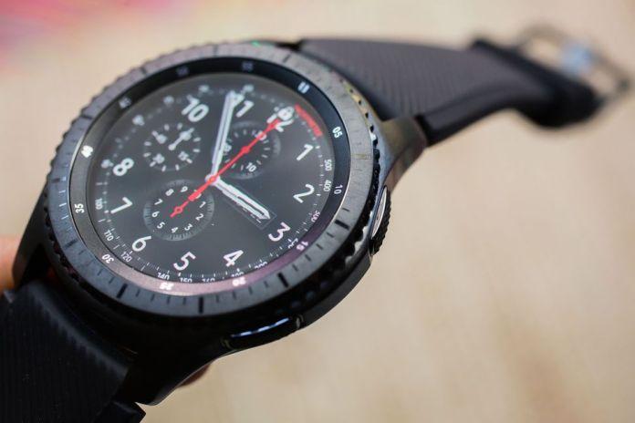Samsung Gear 3 Sport Smartwatch