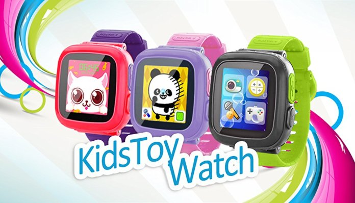 GBD Gen2 Pro Kids Smart Watch