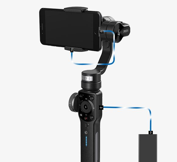 Zhiyun Smooth 4 Review