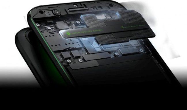 Powerful Xiaomi BlackShark Hardware