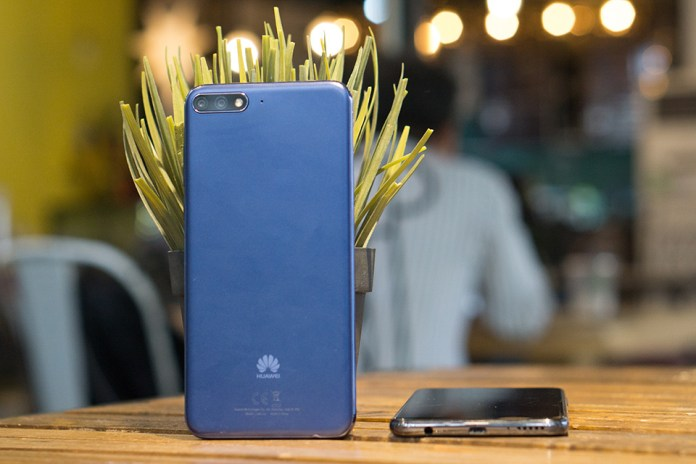 HUAWEI Y7 Pro review