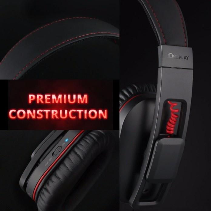 iDeaPLAY Bluetooth Headphones