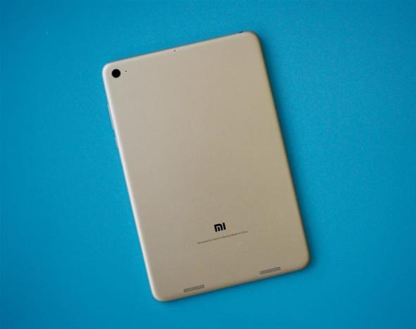 Xiaomi Mi pad 3: Camera