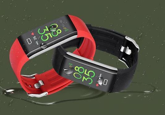 alfawise f7 pro smartband review