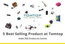 Tomtop under $50