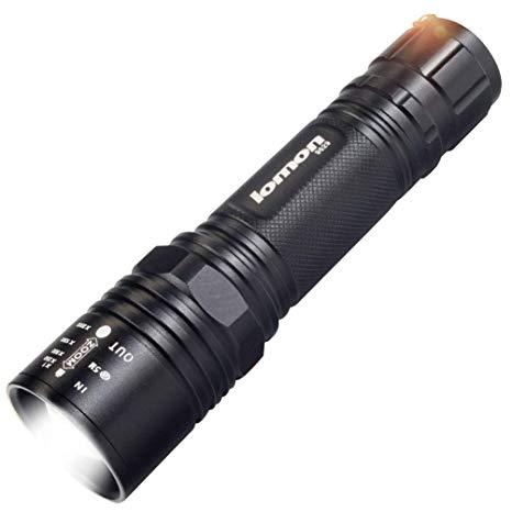 Bright T6 LED Flashlight