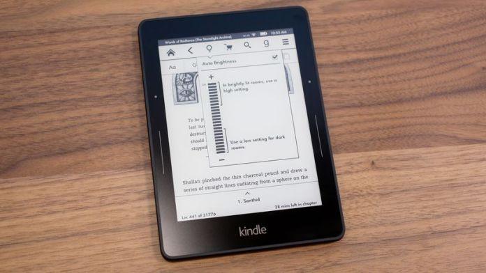 kindle-voyage-e-book reader