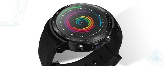 Zeblaze THOR Pro 3G Smartwatch