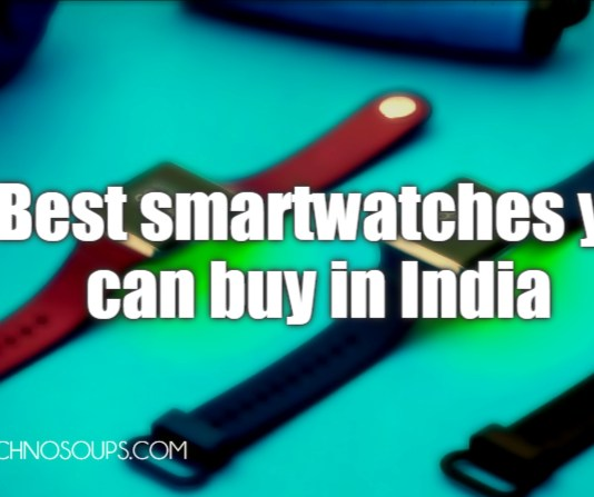 best smartwatches you can buy in India