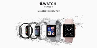 Apple Smart Watch Series 3