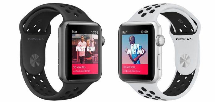 Apple Smart Watch Series 3 Nike + Edition