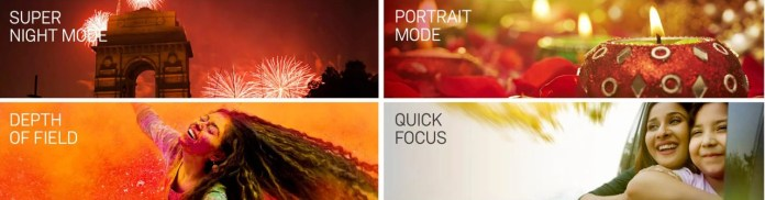 Capture+ Camera Features