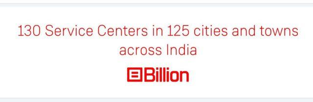 Billion Service