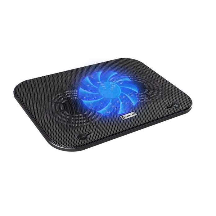 Tarkan Ultra Slim Mono Fan Portable Cooling Pad