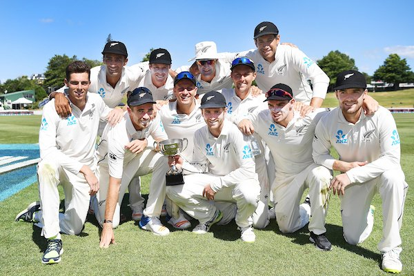 New Zealand wins in style