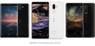 Nokia Smartphones to Look Out in 2018
