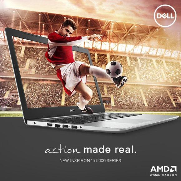 Dell Inspiron 15 5575: A Ryzen Powered All-Rounder