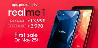 "Real Me 1: ""The Baap of All Budget Smartphones"" is Here"