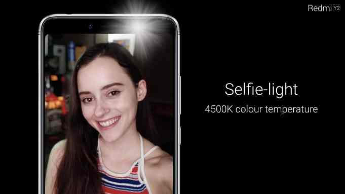 Redmi Y2 with 16MP Camera is Here to Counter Realme 1