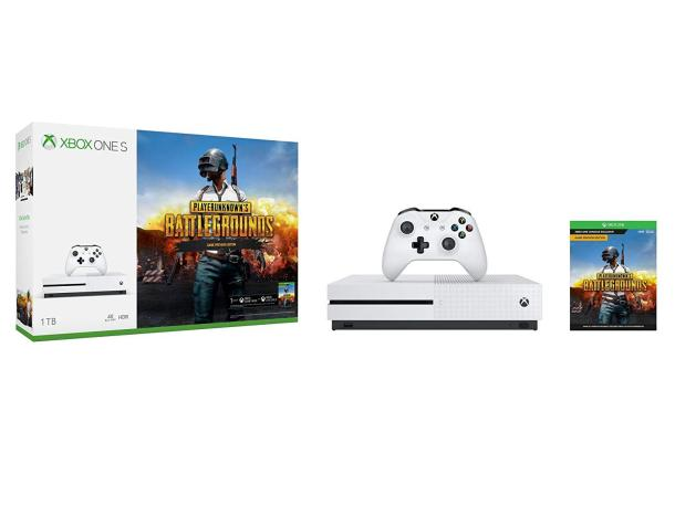 Xbox One with PUBG is now available only at Rs.25000