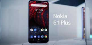 Nokia X6's Global Variant Is Launched As Nokia 6.1 Plus