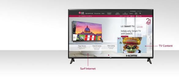 LG launches new Smart TV series with ThinQ AI in India