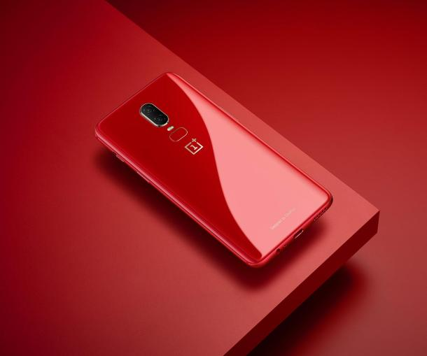 Flaunt Your Style with OnePlus 6 Red & Silk White Edition