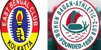 The two Calcuttan Giants : East Bengal and Mohunbagan