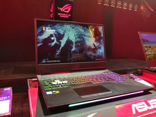 ASUS ROG Strix Scar II with 17.3-inch Display launched