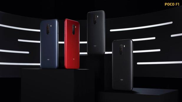 POCO F1 launched in India   See Specs, Price and Availability.