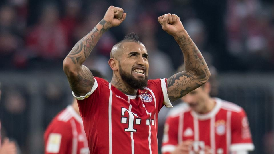 b26e43d36 Barcelona have reached an agreement with Bayern Munich to sign Chile  midfielder Arturo Vidal on a three-year contract for a fee around €20m.
