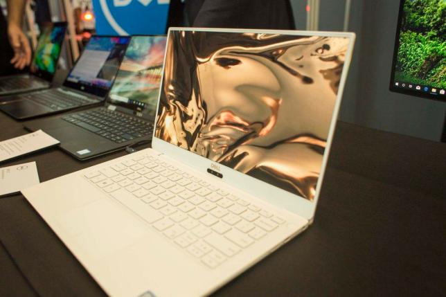 New Dell XPS 13 with Intel's Amber Lake CPUs are here