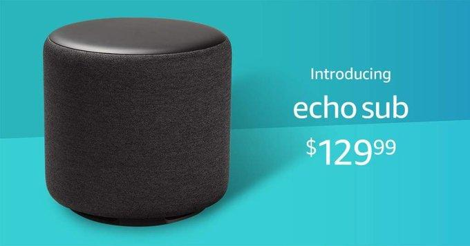 Amazon's new range of Echo device for you to check out