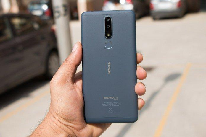 Nokia 3.1 Plus with Dual Camera & Android One launched