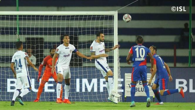 Hero ISL 2018 updates - FC Goa leads the table after match number 8
